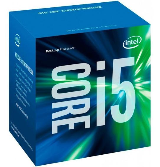 Processador Intel Core I5 7400 7ger 3.0ghz 6mb Lga 1151 Box
