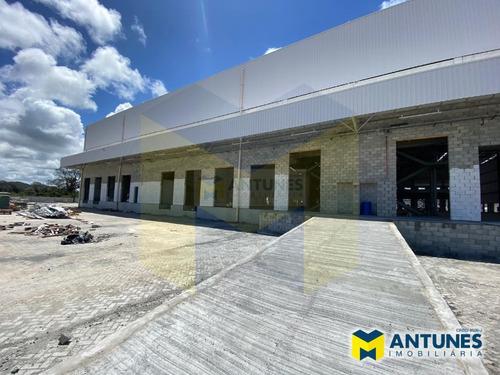 Imagem 1 de 13 de Alugue Galpão Novo Prazeres Em Condomínio Logístico, Com 2.600m² - Ga-0539