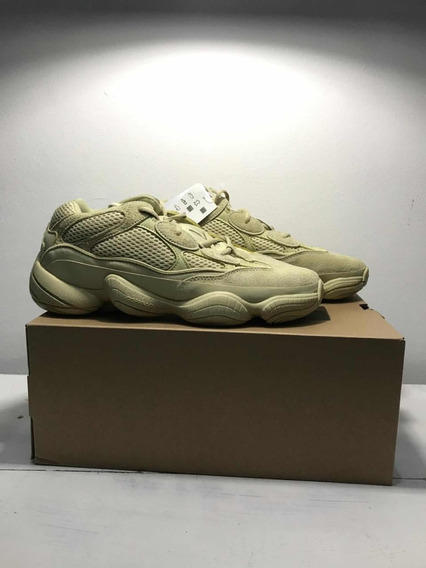 Yeezy 500 Super Moon Yellow Nuevos Y Originales