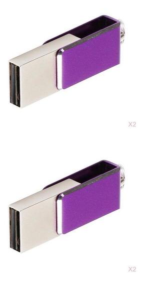 Magideal Usb 2.0 32g + 16g Flash Drives Memória Flash Drive