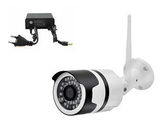 Camara Ip Wifi Inalambrica Exterior Hd Ip65 Nocturna 1080p