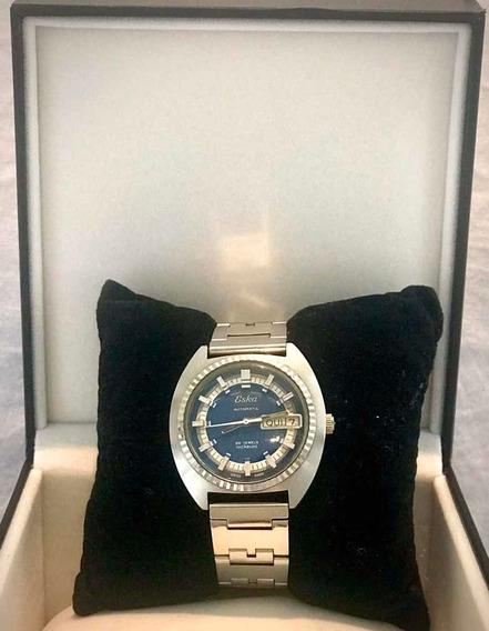 Relógio Eska Automático Original 1960
