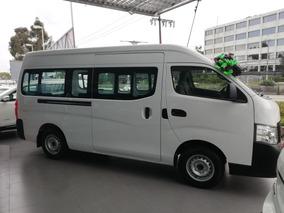 Nissan Urvan 2.5 Panel Ventanas Amplia Mt 2019