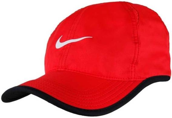 Nike Gorra Ligera Aerobil Dri Correr Dama Ar2028 Running