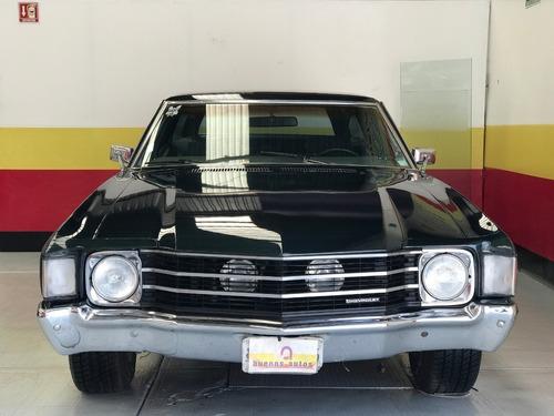 Imagen 1 de 14 de Chevrolet Malibu Chevelle Wagon 1970