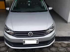 Volkswagen Polo Sedan 2018 Unico Dueño 16500 Km