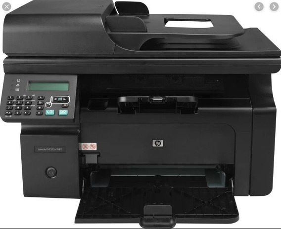 Impressora Multifuncional Hp 1212nf C Toner Cheio Promoção