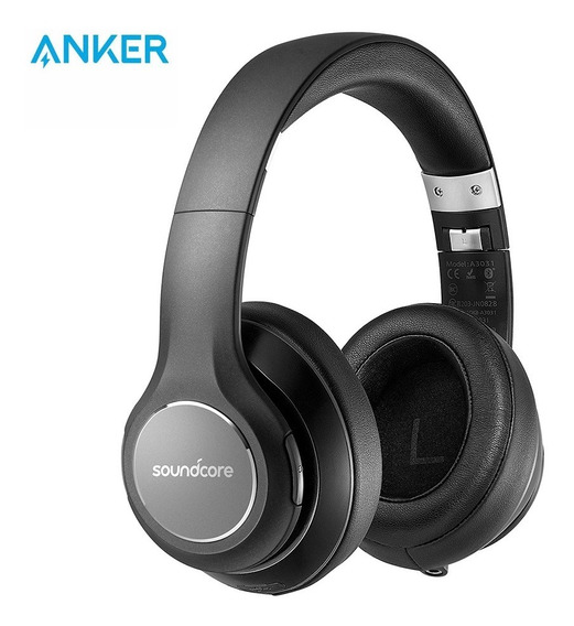 Fones De Ouvido Anker Bluetooth 4.1 Vortex 20h De Duração