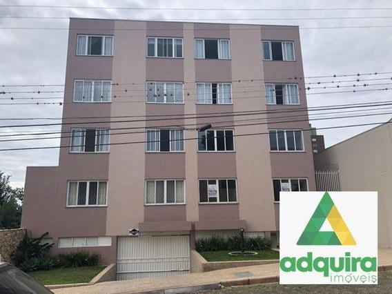 Apartamento Padrão Com 2 Quartos No Edifício Campos Gerais - 7073-l
