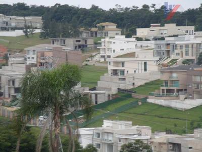 Terreno Residencial À Venda, Alphaville, Santana De Parnaíba. - Te0015
