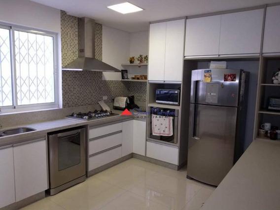 Sobrado Com 4 Dormitórios À Venda, 205 M² Por R$ 900.000 - Umuarama - Osasco/sp - So2265