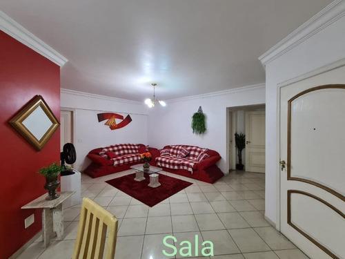 Apartamento À Venda, 130 M² Por R$ 750.000,00 - Vila Galvão - Guarulhos/sp - Ap8757
