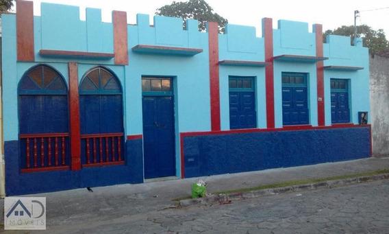Casa Para Venda Em Belmonte, Centro, 3 Dormitórios, 3 Suítes, 4 Banheiros - 211