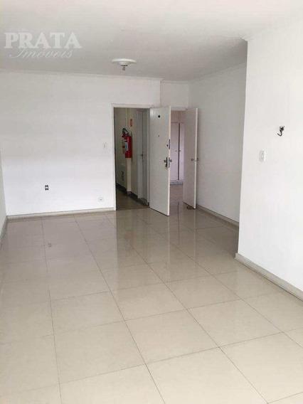 Apto De Frente 3 Dorms Gar Fechada Boqueirão Santos - A397371