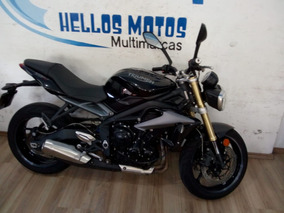 Hellos Motostriumph Speed Triple Abs Triumph 675 Aceit Moto