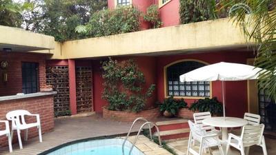 Sobrado Residencial À Venda, Instituto De Previdência, São Paulo - So3305. - So3305