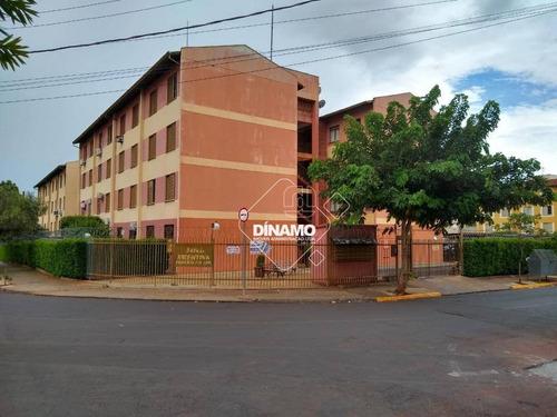 Apartamento Com 2 Dormitórios À Venda, 39,58 M² - Residencial Das Américas - Ribeirão Preto/sp - Ap3598