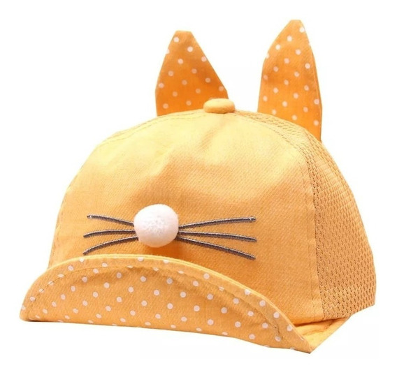 Gorras De Animales Para Niño Niña Bebé Conejo Oso Orejas