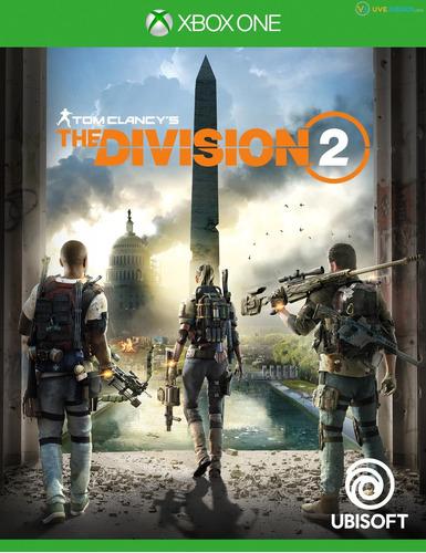 Imagen 1 de 8 de Tom Clancy's The Division 2 Xbox One Juego Fisico