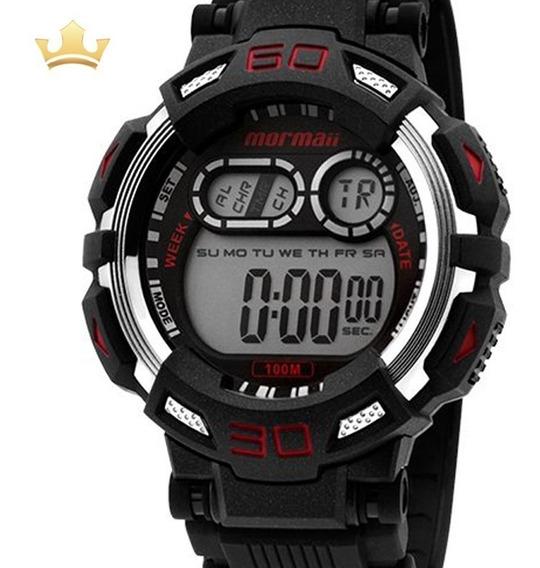 Relógio Mormaii Masculino Mo1001/8r Com Nf