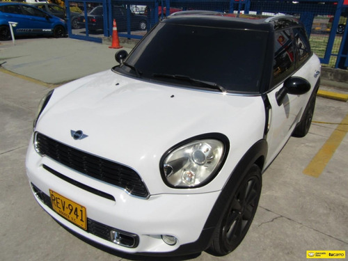 Mini Cooper Countryman S Turbo