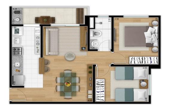 Apartamento Pateo Dona Tecla 52m