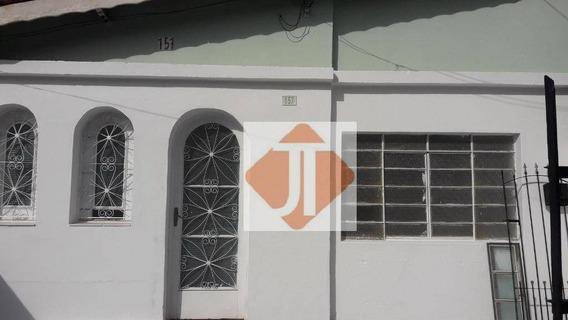 Casa Com 2 Dormitórios Para Alugar, 80 M² Por R$ 1.500/mês - Nova Vinhedo - Vinhedo/sp - Ca0818