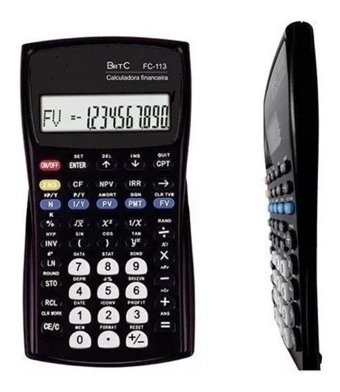 Calculadora Financeira Brtc Fc 113