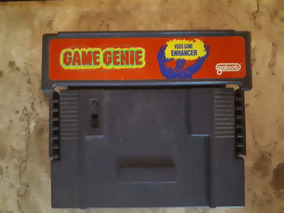 Game Genie Snes - Original