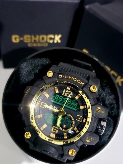 Relógios G Shock Prova De Água Com Led E Cronômetro .
