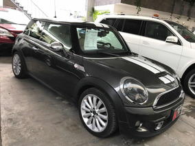 Mini Cooper 1.6 Chili 6vel Aa Tela/piel Mt 2011