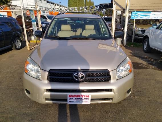 Toyota Rav4 Vagoneta Base 3 Fila At 2008