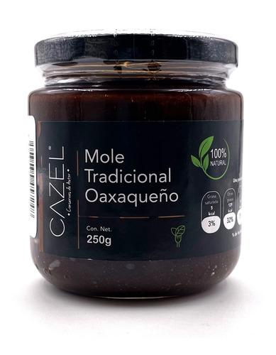 Imagen 1 de 4 de Mole Oaxaqueño Especial Con Frutos Secos En Pasta 220g