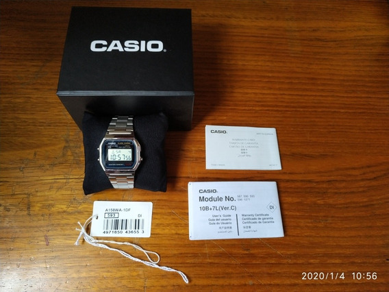 Relógio Casio Modelo 593
