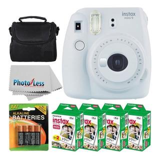 Cámara Fujifilm Instax Mini9 Con Accesorios Foto Película