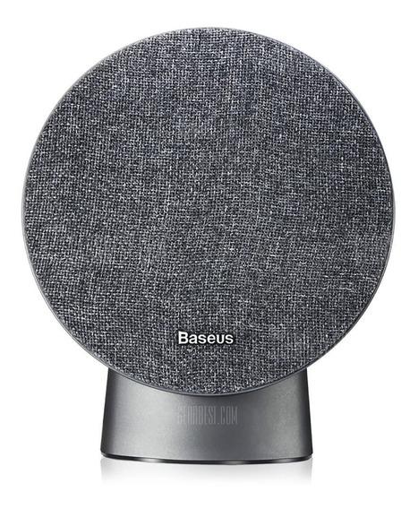 Caixa De Som Portátil Bluetooth Potente Recarregável Baseus
