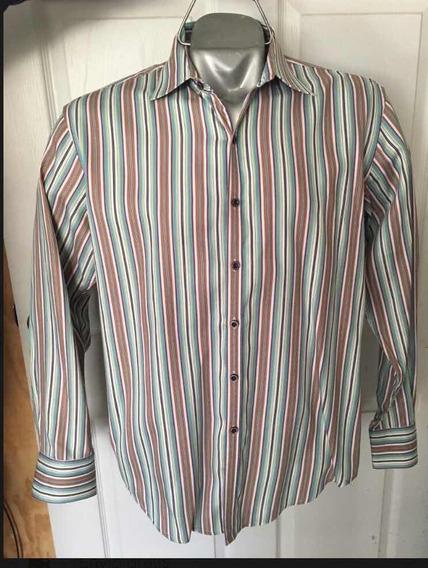 Camisa Robert Graham Talla L De Diseñador