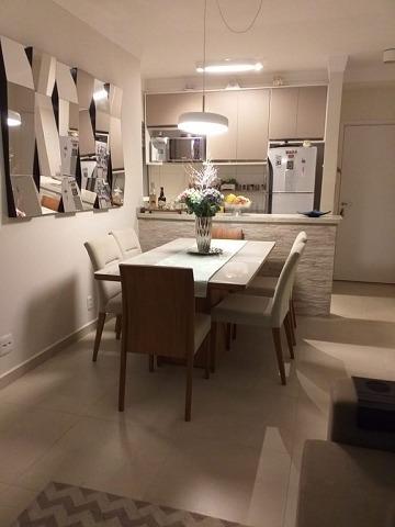 Apartamento Para Venda, 2 Dormitórios, Cesar De Sousa - Mogi Das Cruzes - 2907