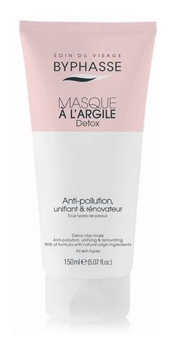Mascarilla De Arcilla Byphasse Detox 150ml Cuidado Facial