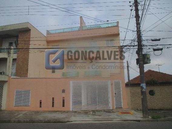 Venda Apartamento Cobertura Santo Andre Vila Eldizia Ref: 13 - 1033-1-136740
