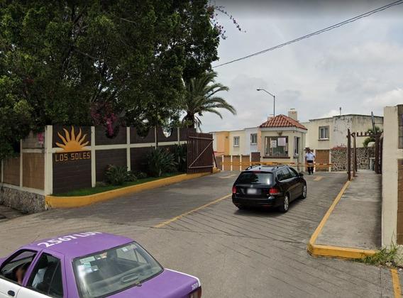 Av Casa Ubicada En Fracc. Los Soles, Jiutepec.