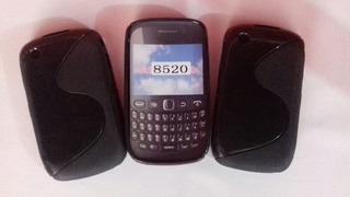 Forro Gel Blackberry 8520 - 9320 - 8900 Oferte