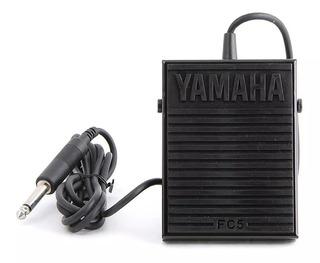 Pedal Yamaha Fc5 Sustain Para Teclado