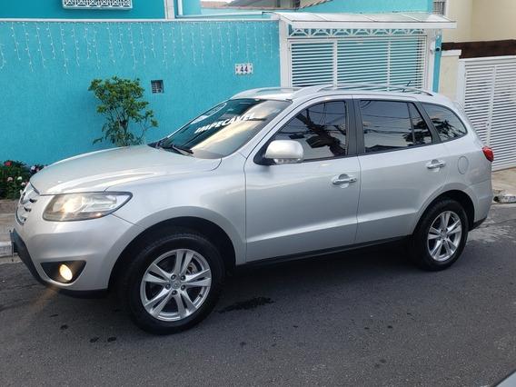 Hyundai Santa Fe 3.5 7l 4wd Aut. 5p 2011 - Impecável