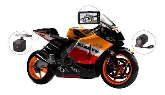 Cámara Para Moto Thieye Moto One
