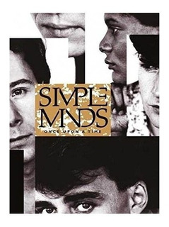 Simple Minds Once Upon A Time Deluxe Edition Cd X 2