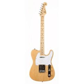 Guitarra Sx Telecaster Natural Swamp Ash Maple