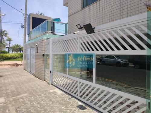 Kitnet Com 1 Dormitório À Venda, 29 M² Por R$ 250.000,00 - Canto Do Forte - Praia Grande/sp - Kn0064