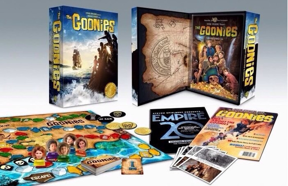 Peliculas Dvd The Goonies Kit Coleccion