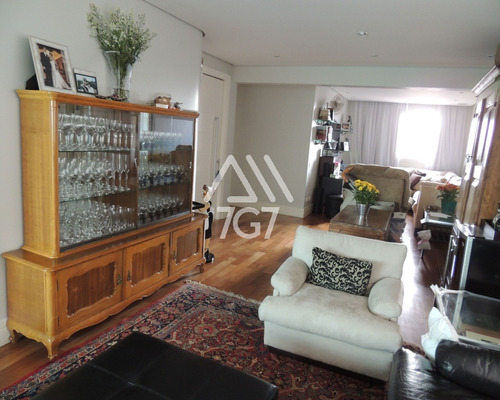 Imagem 1 de 14 de Apartamento À Venda No Campo Belo - Ap13712 - 69425619